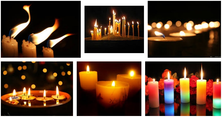 Приворот с помощью свеч