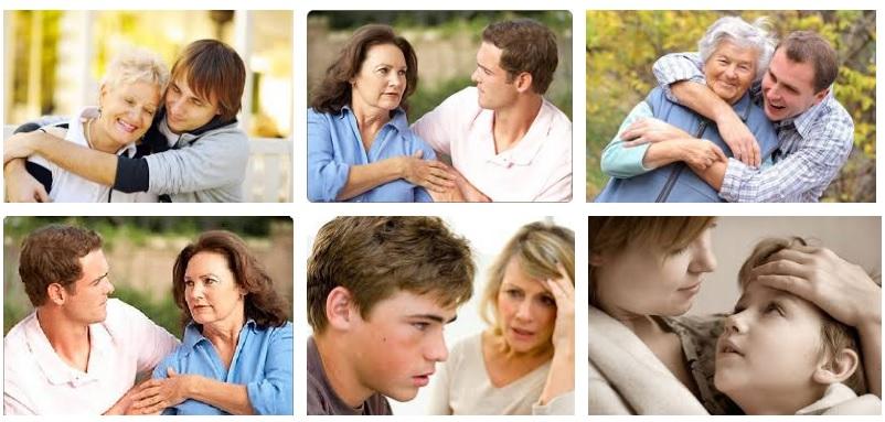 Как снять приворот с сына