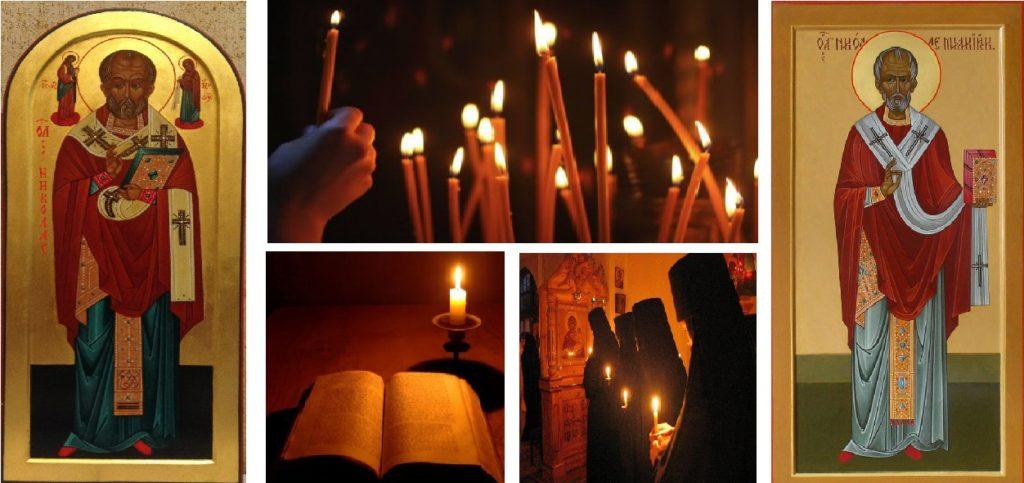 Очень сильная старинная молитва Николаю Чудотворцу