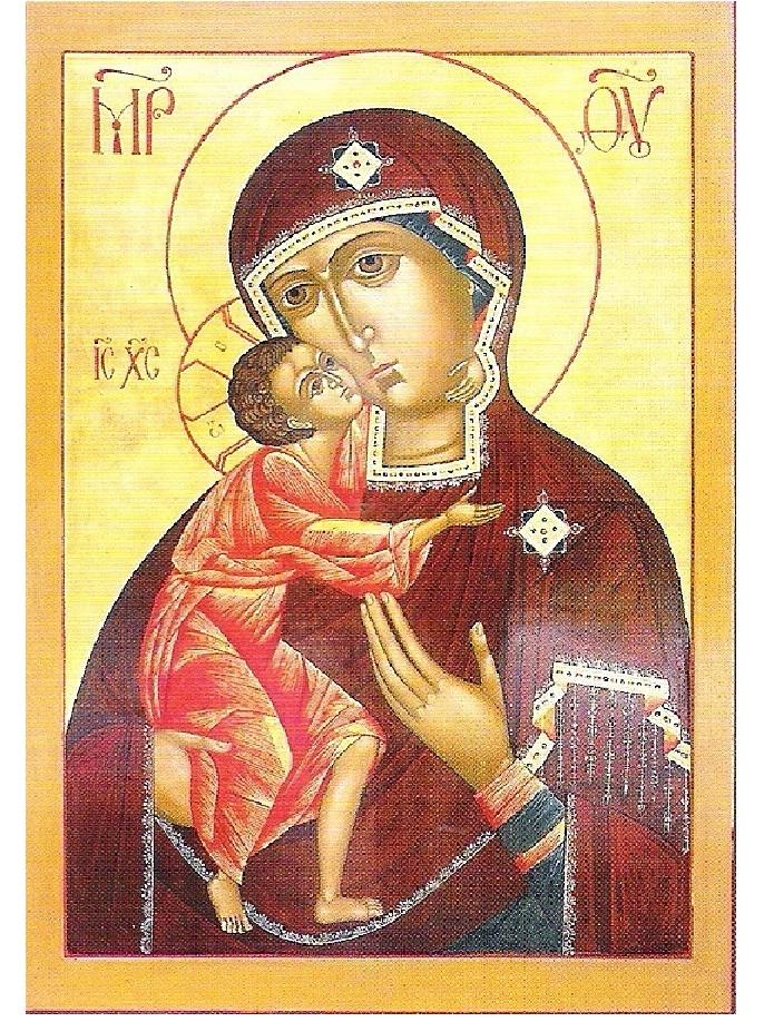 Молитва феодоровской иконе божией матери о зачатии