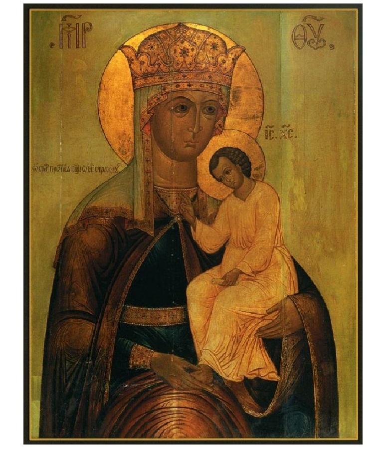 Молитва от бед матушка богородица