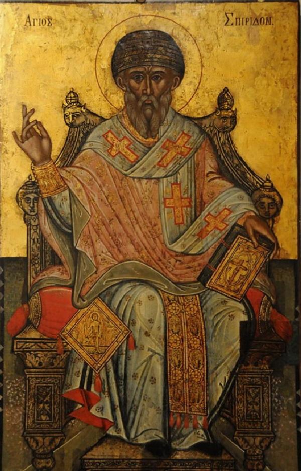 Сильная молитва на торговлю Спиридону Тримифунтскому, о помощи в торговле