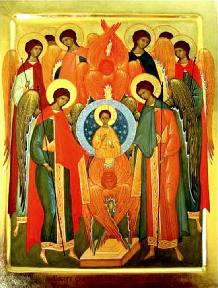 Ангелы и архангелы сходства и отличия самых близких к людям чинов