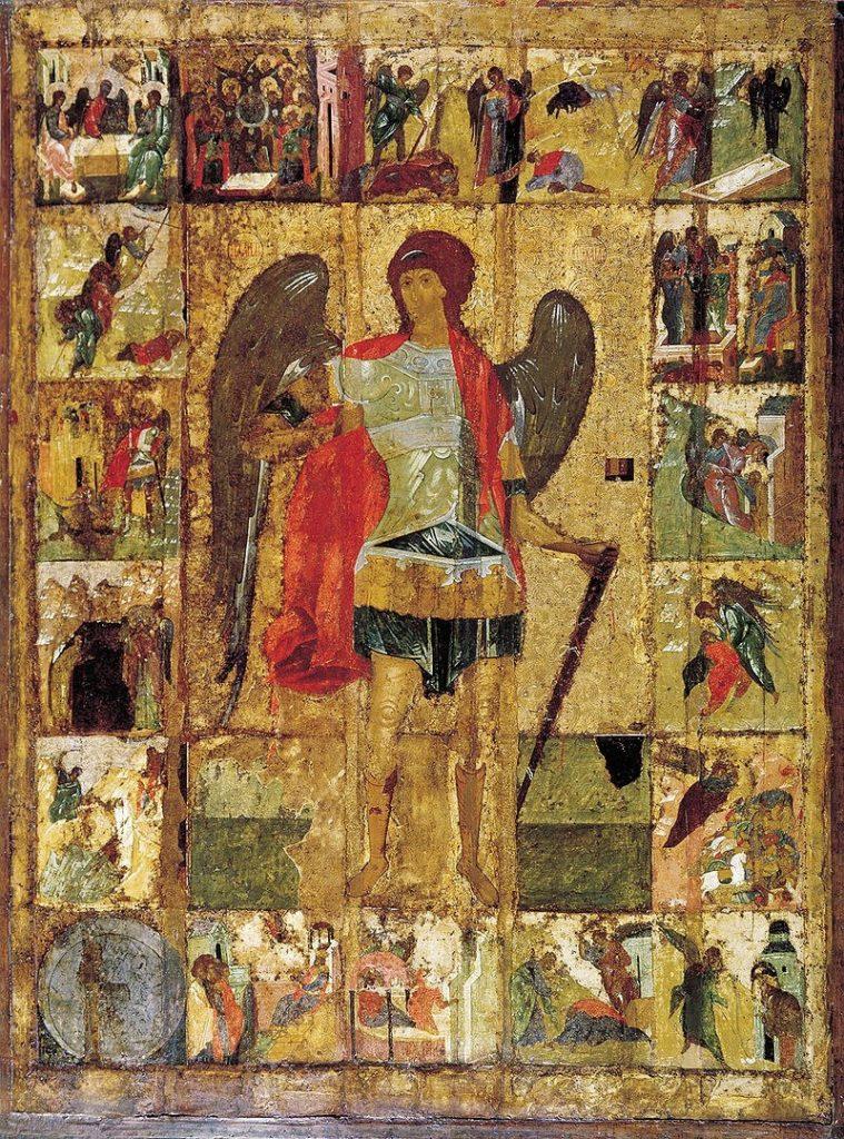 Молитва Архангелу Михаилу очень сильная защита при любой беде