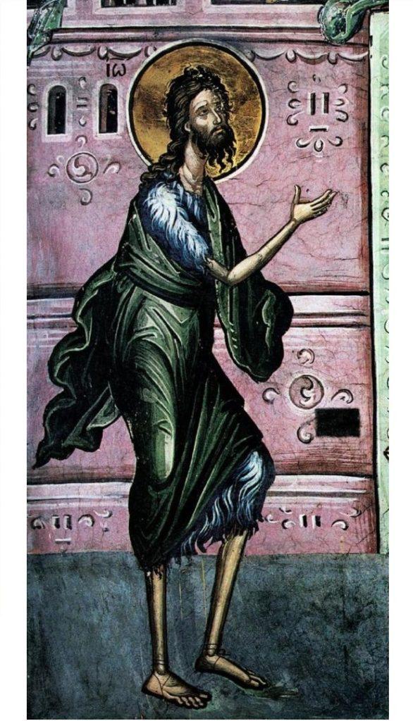 Мощи Иоанна Крестителя: где находятся, как прикладываться