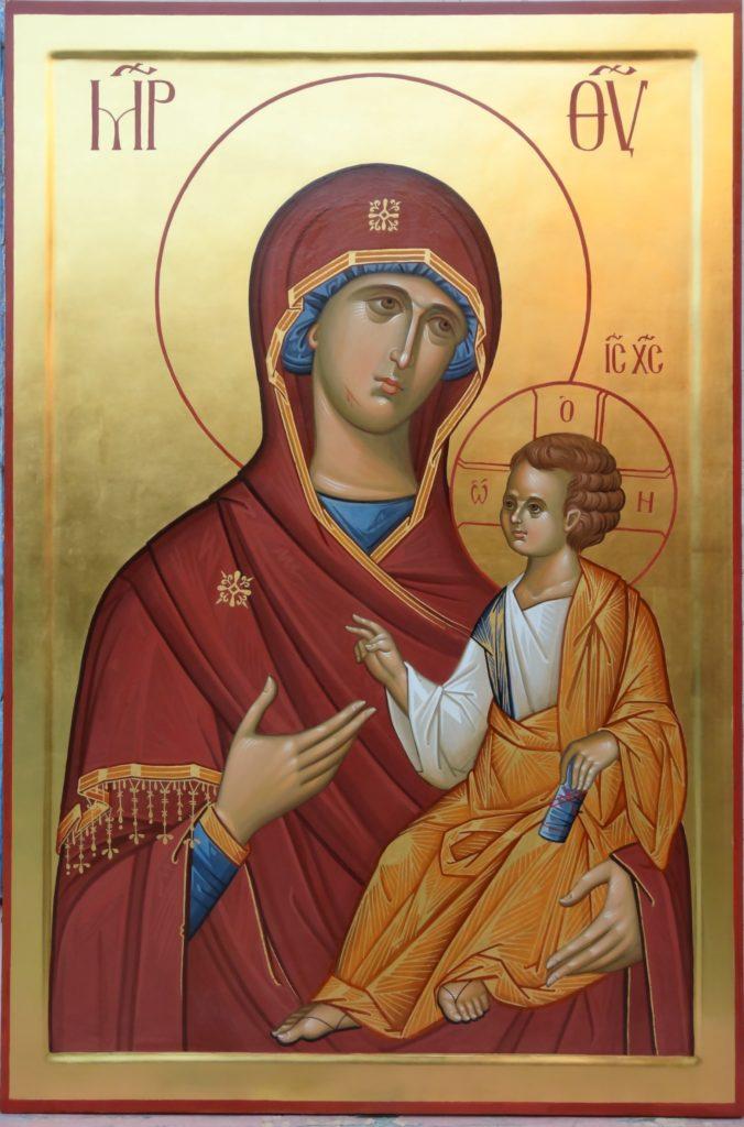 Икона иисуса христа спасителя в чем помогает