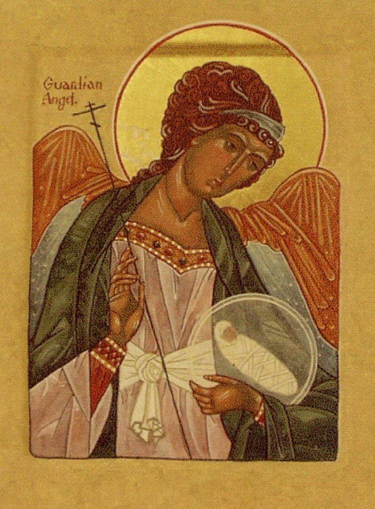 Православная молитва ангелу хранителю очень краткая молитва