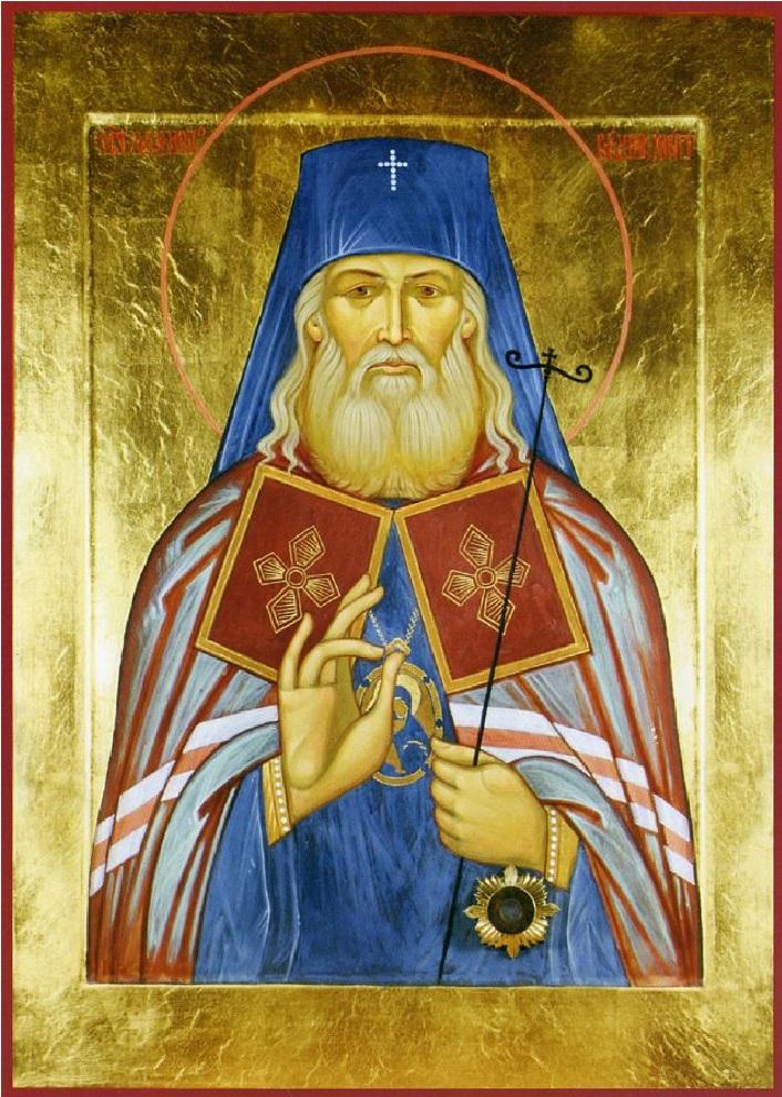 Молитва святому Луке крымскому перед операцией