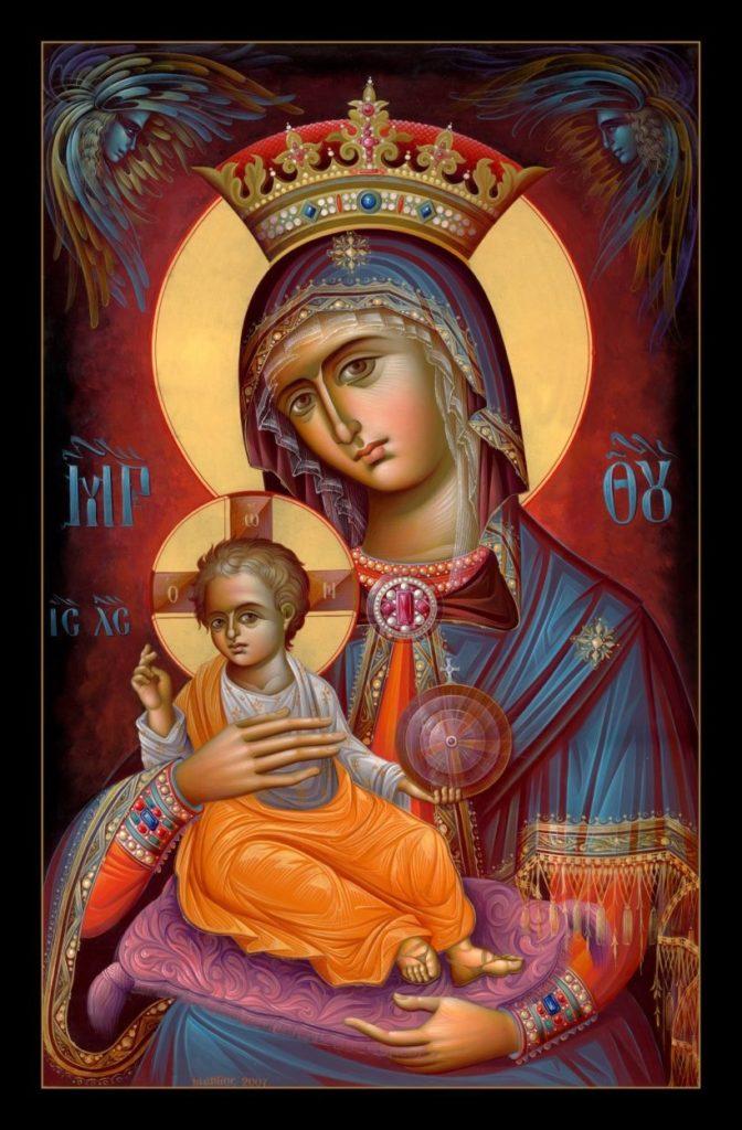 Молитва беременной о будущем ребенке