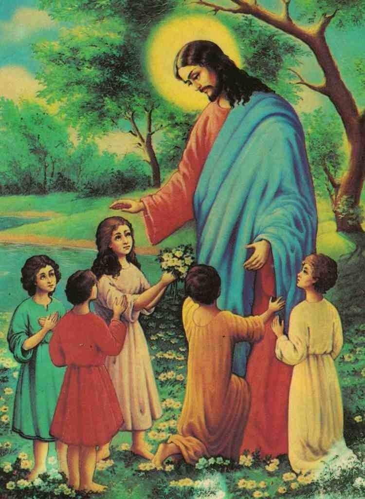 Молитва за здравии внука