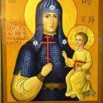 Молитва богородице о замужестве к иконе неувядаемый цвет