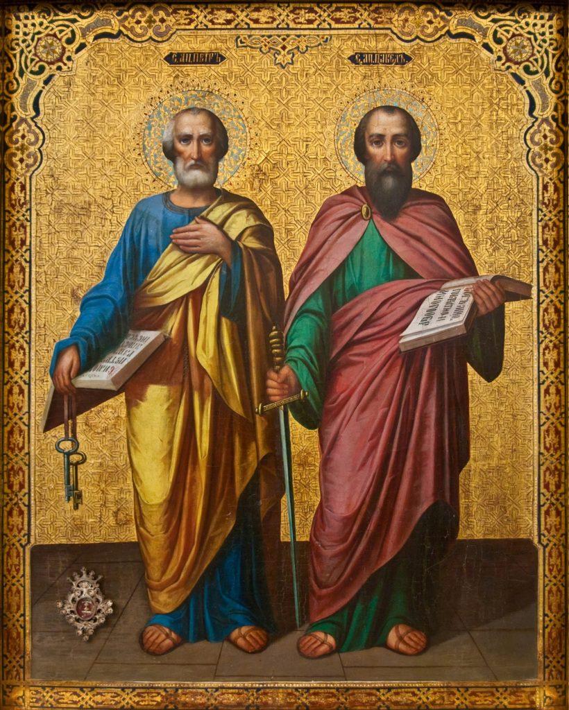 Молитва апостол петр и