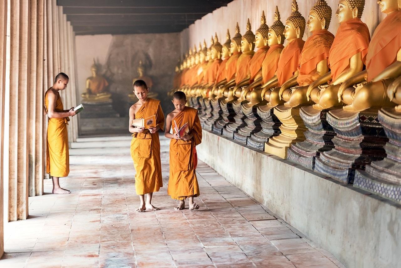 Дхарма в буддизме