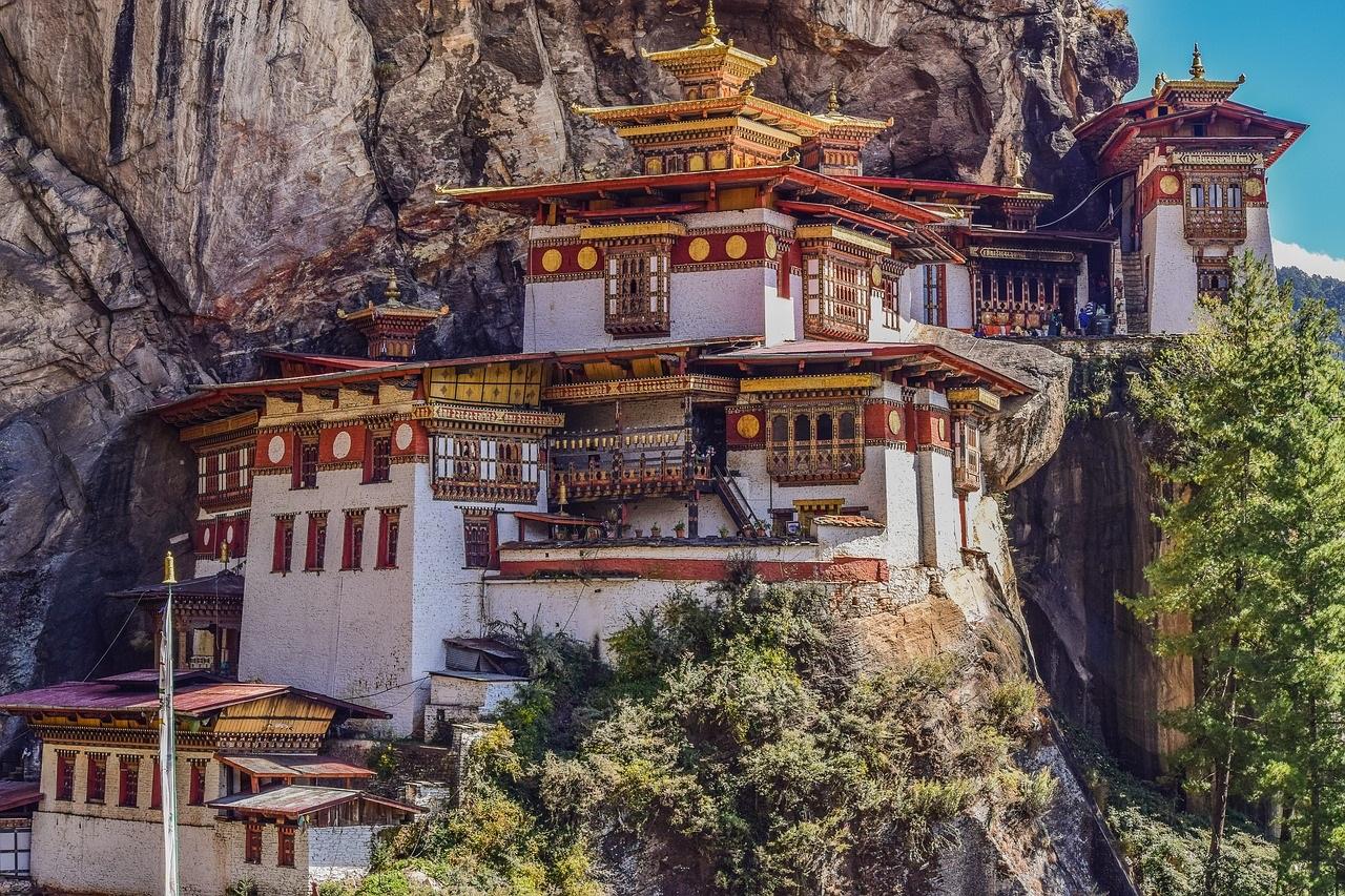 Храмы буддизма