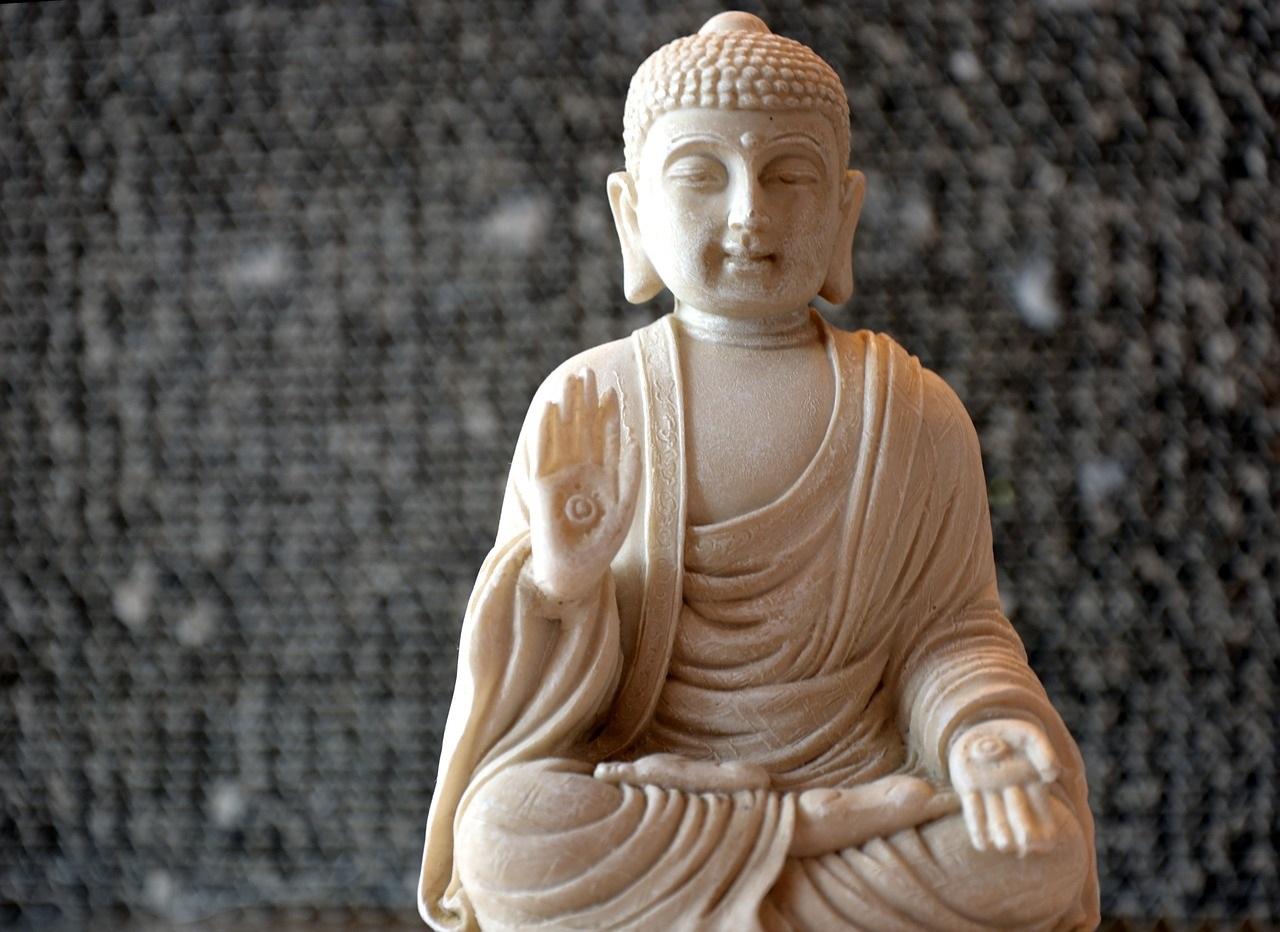 Молитва на буддийском и перевод