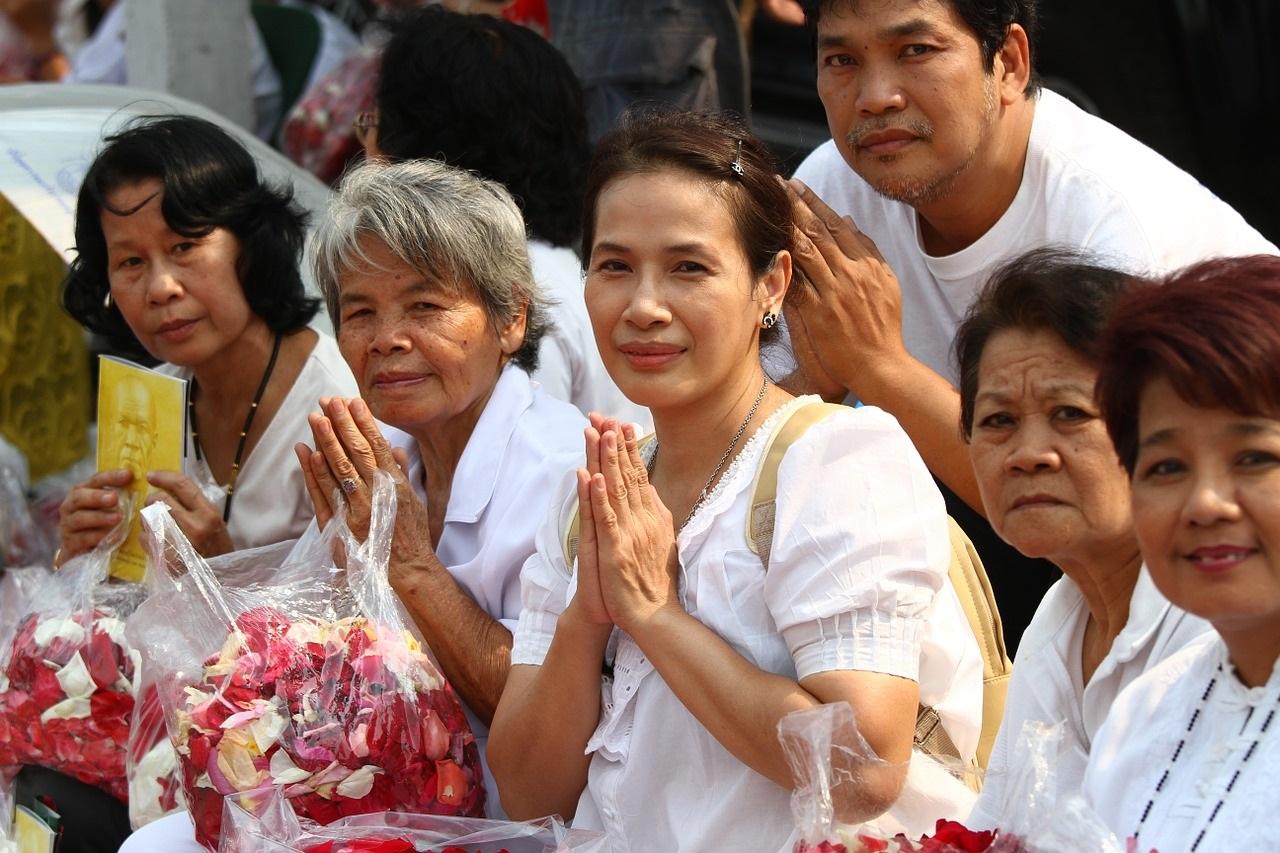 Женщина в буддизме